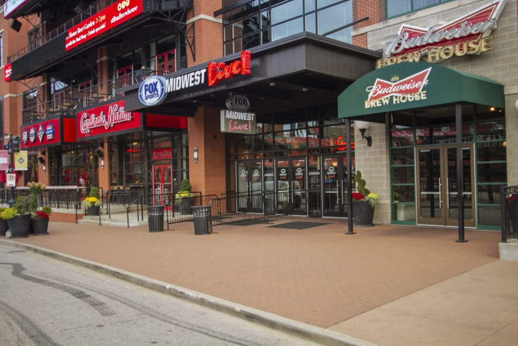 Ballpark Village Fronts